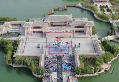 甘肃瓜州第七届张芝文化艺术节开幕