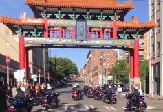 西雅图第69届华埠海洋节万人狂欢 来辉武总裁应邀参加