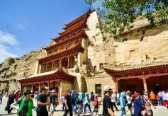 敦煌莫高窟与故宫携手探中国文化遗产保护