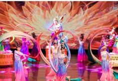 《相约敦煌·2019》9月10日晚在甘肃文化影视频道播出