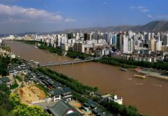 白银·景泰第三届黄河风情文化旅游节在著名景点黄河石林景区开幕