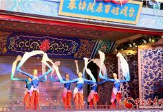 国庆期间甘肃省共接待游客2150万人次 实现旅游创收150亿元