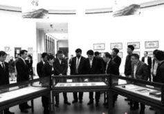 甘肃天庆博物馆馆藏精品巡展在兰州大学博物馆开展
