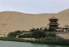如此在甘肃敦煌旅游更加充实