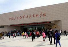 国庆长假近8万人瞻仰西路军烈士纪念馆