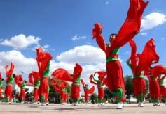金张掖乡村文化旅游市场异常火爆