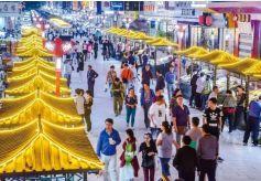 文化旅游业推动敦煌经济社会发展步入新时代