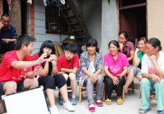 """兰州青年社会组织""""文化行者""""社区文化扶贫 入选团中央""""伙伴计划"""""""