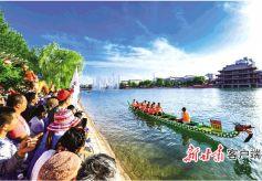 【壮丽七十年之酒泉】打造文化旅游制高点