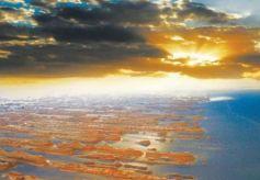 敦煌市鸣沙山景观大道 串起敦煌黄金旅游专线