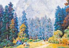 甘肅油畫七十年 成為新中國油畫事業發展的造血基地