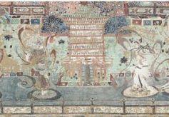 """敦煌曾经是国际文化的""""大观园"""""""