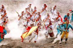 特色民俗文化甘肃都有着其它省份难以比拟的优势