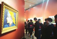 """首届""""大路西行——中国油画作品展""""在甘肃省博物馆隆重开展"""
