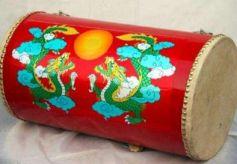 兰州太平鼓是兰州农民的一种鼓乐舞蹈