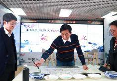 甘肃省美术家协会主席李宝堂做客中国兰州网文化沙龙《翰墨金城》分享创作心得