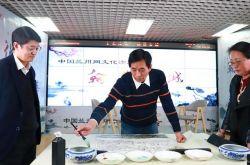甘肅省美術家協會主席李寶堂做客中國蘭州網文化沙龍《翰墨金城》分享創作心得
