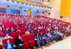 敦煌文化研学全国巡讲活动受到各地师生的热烈欢迎