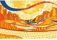 以色列艺术家举办赴甘肃采风展