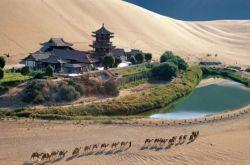 敦煌发布冬春旅游优惠政策 甘肃居民可免票游3个景区