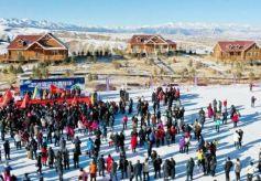 第七届金张掖冰雪旅游文化节启幕