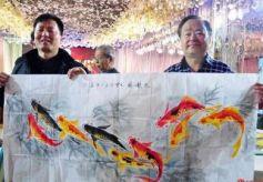 第三屆中國書畫春晚甘肅會場新聞發布會在蘭州順利召開