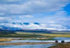亚洲最佳旅游地NO.1:中国甘肃迷人景色延续了千年