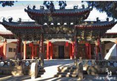 河西走廊有一座文庙历史悠久 众多匾额让人惊艳