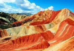 甘肅省張掖七彩丹霞景區等22家旅游景區為國家5A級旅游景區