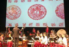 甘肅民族交響樂奏響克羅地亞