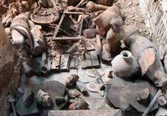 """甘肃去年完成16项重点考古发掘 科技保护促文物""""解危"""""""