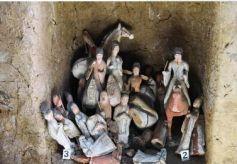甘肅文物考古研究取得重大成果