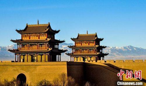 甘肅將推動長城國家文化公園建設