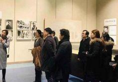 """""""飛天神韻 莫高精神——敦煌石窟文化藝術展""""在金昌正式開展"""