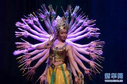"""甘肃艺术团在伊斯坦布尔举办""""欢乐春节""""演出"""