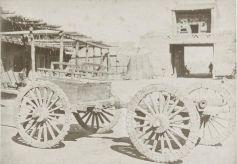 老照片中的華夏|1875年的蘭州城,左宗棠坐鎮收復新疆!