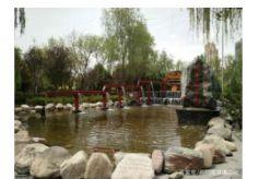 兰州水车博览园:古代黄河沿岸最古老的提灌工具,值得体验学习