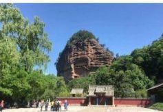甘肃两处世界文化遗产重启迎客 暂开露天参观区域
