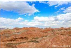 我国最美的丹霞地貌之一,位于甘肃,如今升级成为5A景区