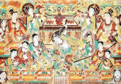 敦煌文化的历史渊源