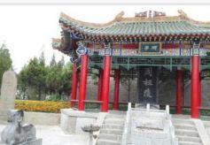 甘肃庆阳,观看黄土塬上景色的最佳地