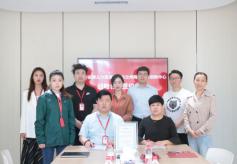 甘肃安博人力资源服务有限公司与兰州网易联合创新中心签署战略合作协议