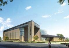 甘肃简牍博物馆主体工程八月底完工