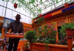 """甘肅藏區卓尼農牧民依托""""紅色土司遺風""""吃上旅游飯"""