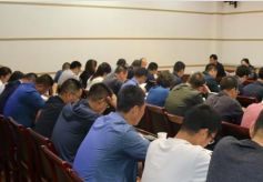 武山县召开水帘洞祈福文化旅游节协调会议