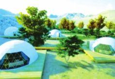 全国首个沙漠天文科普特色小镇将在民勤落成