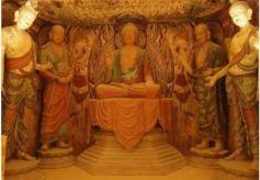 敦煌莫高窟的佛像,为何一定要修在沙漠里?