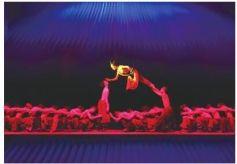 沙漠实景演艺《敦煌盛典》精彩回归 甘肃旅游演艺市场全面启动