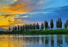 黄河兰州段水位上涨 水上旅游项目均已暂停