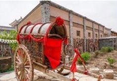在张掖有一个免费的丹霞口民俗文化旅游村